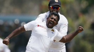 Form is temporary, class is permanent, and Rangana Herath proved it himself. After taking a wicket of India.